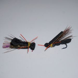 Foam Cicada
